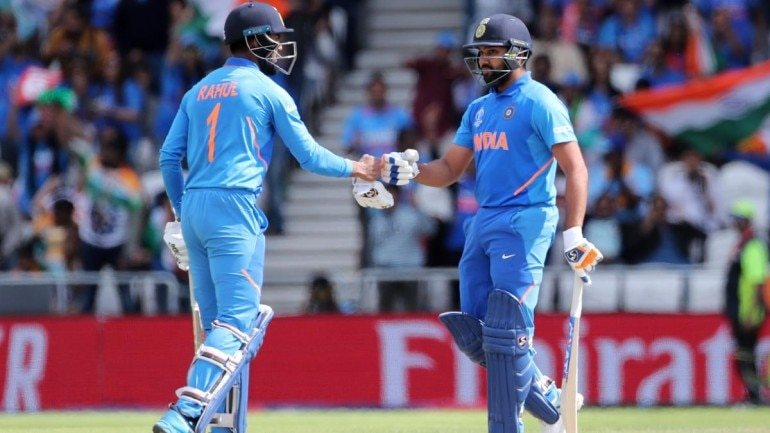 Image result for Rohit Sharma 2nd India batsman to score 600 runs in a single World Cup