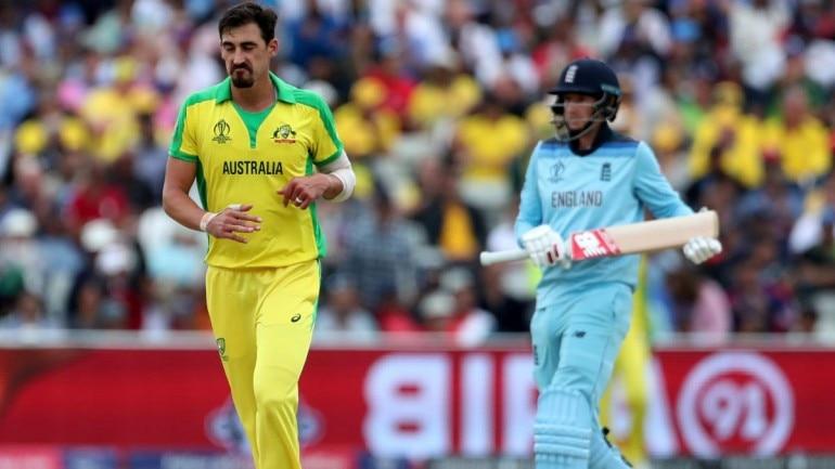 Australia (AUS) vs England (ENG) Live Score, ICC WC 2019 2nd Semi Final