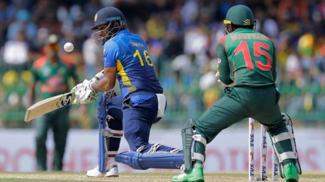 Sri Lanka vs Bangladesh, 2nd ODI: Live Cricket Score and