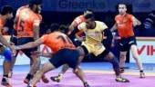 U Mumba vs Jaipur Pink Panther, Pro Kabaddi League. (Twitter: U Mumba)