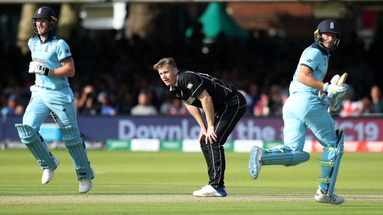 England (ENG) vs New Zealand (NZ) Highlights, ICC World Cup
