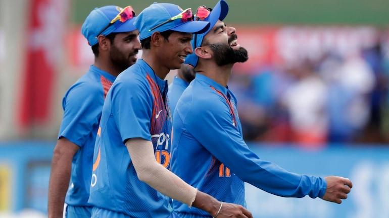 India vs West Indies Live Score: (AP)
