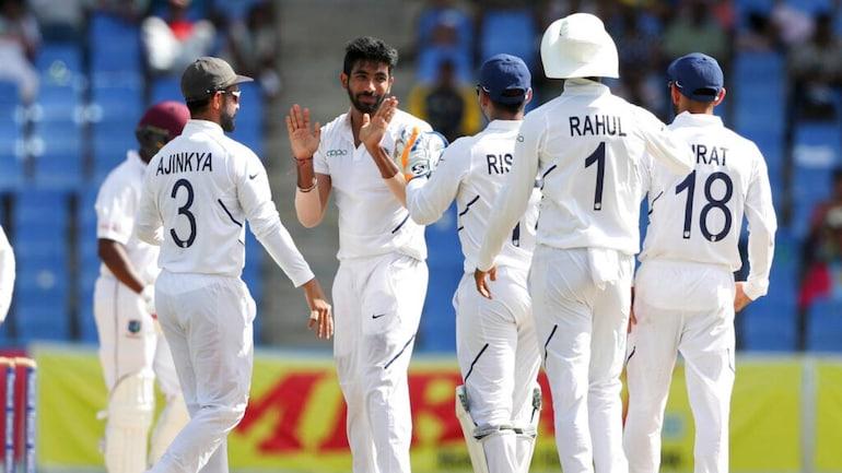 India vs West Indies Live Score 1st Test Day 4 (AP Photo)