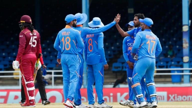 India vs West Indies 2nd ODI Live Score (AP Photo)