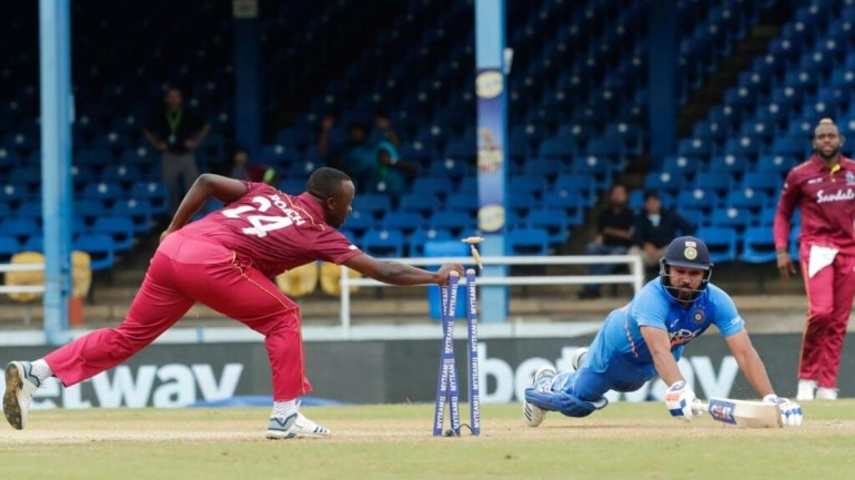 India Vs West Indies Ind Vs Wi 3rd Odi Highlights India