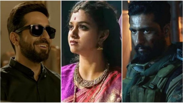 National Film Awards 2019: While Ayushmann Khurrana and Vicky Kaushal shared the Best Actor honour, Keerthy Suresh won Best Actress