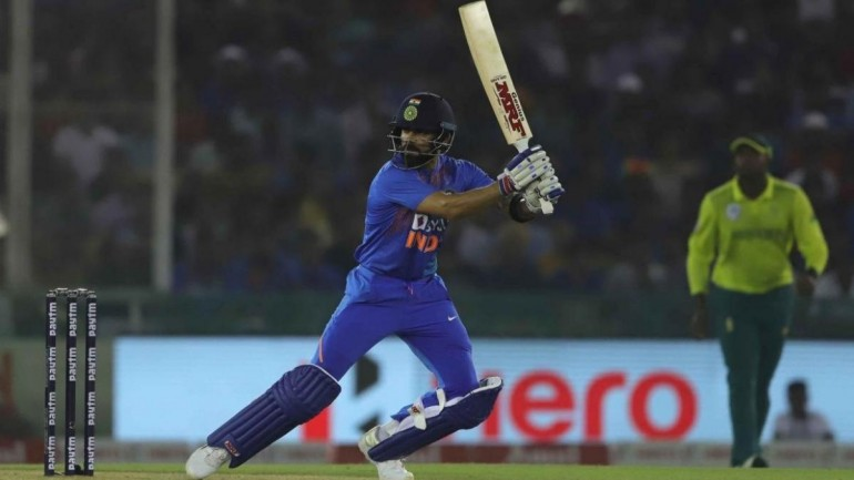 India vs South Africa (IND vs SA) Live Score, 2nd T20I. (<b> Courtesy by BCCI</b>)