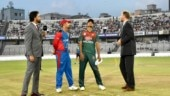 Bangladesh vs Afghanistan Tri-nation series 3rd T20I Live score