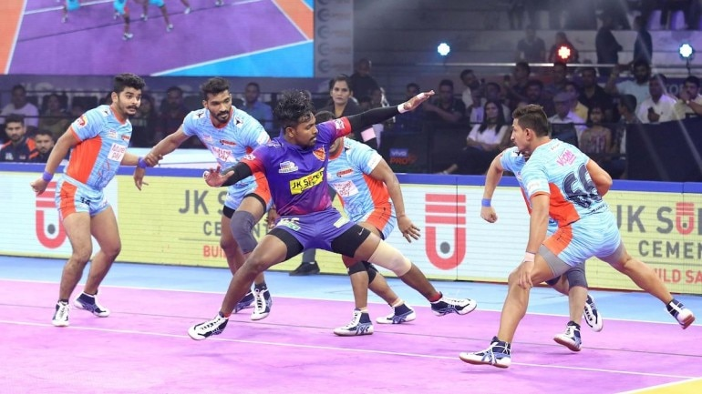 Dabang Delhi vs Bengal Warriors Live Score Pro Kabaddi League 2019