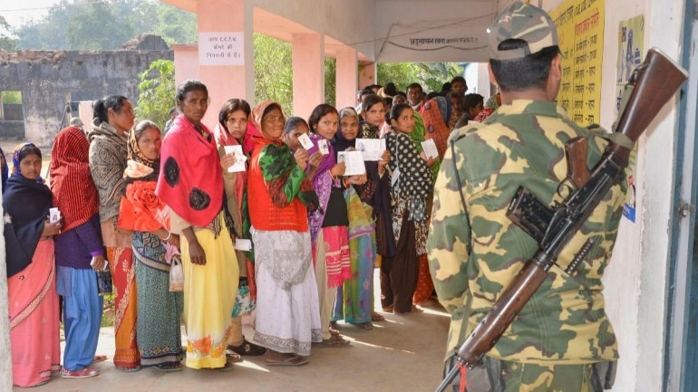 Jharkhand Assembly election 2019 Live Updates (Photo: PTI)