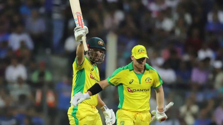 Live Score IND vs AUS 1st ODI (<b> Courtesy by BCCI </b>)