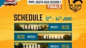 PMPL South Asia Final 2020 Day 1 Live, PUBG Mobile Pro League 2020 (India Today Photo)