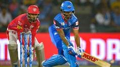 IPL 2020: Delhi Capitals (DC) vs Kings XI Punjab (KXIP) Match 2 Live Score. (AFP Photo)