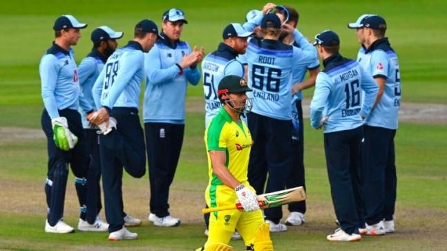 England (END) vs Australia (AUS) 3rd ODI Live Score