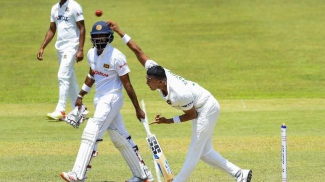 Sri Lanka vs Bangladesh (sl vs ban) Live Score, 1st Test, Day 3 (AFP Photo)