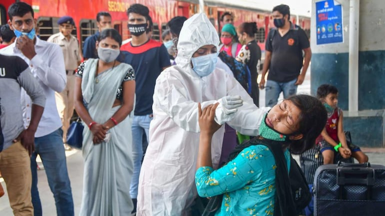 Second wave of Coronavirus in India: India continued to record highest spike in COVID-19 cases and deaths in the last 24 hours.