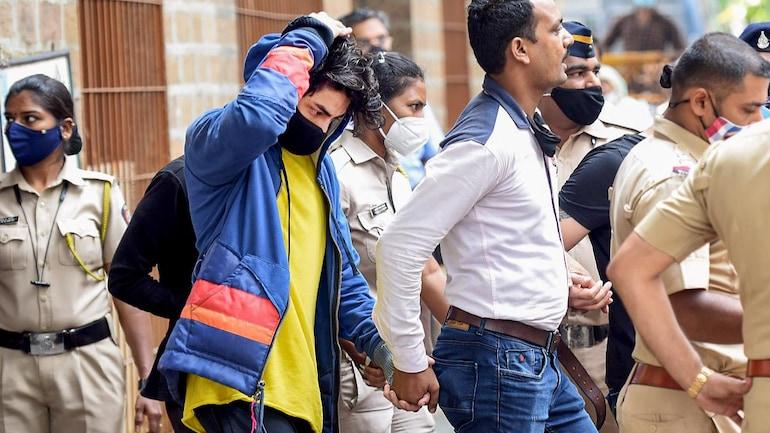LIVE   NCB says 'Incriminating material' found in Aryan Khan's phone, seeks custody till Oct 11