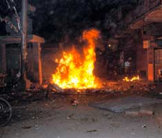 3 serial blasts rock Guwahati, 5 killed