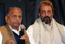 Sanjay Dutt future SP candidate from Lucknow