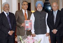 India Today Group presents Agenda for Action to PM
