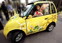 Reva: An eco-friendly car