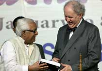 Book lovers throng 33rd Kolkata Book Fair