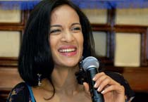 Anoushka Shankar in Kolkata for a cause