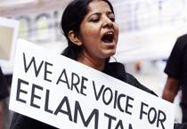 Lankan Tamils protest against 'excesses' in SL