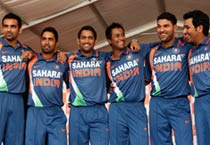 Team India dons new colour