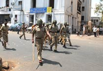 High security in Chennai