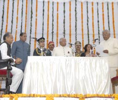 Rajasthan Cabinet expanded