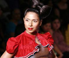 Wills India Fashion Week: Day 1