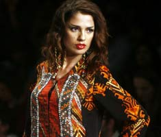 Ashima and Leena's show at WIFW