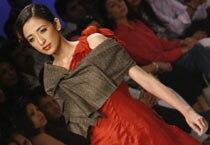 Anjana Bhargav's show at WIFW