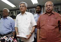 Ahead of polls, Left Front unite