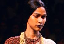 Sabyasachi Mukherjee's show at LFW