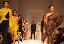 Anand Kabra's show at LFW