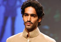 Rohit and Abhishek's collection at LFW