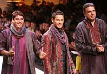 Krishna Mehta's show at LFW