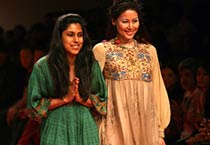 Day 2: Lakme Fashion Week