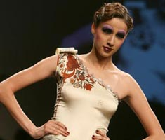 Pria Kataria Puri at Lakme Fashion Week