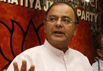 Arun Jaitley addresses media