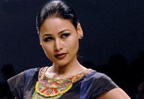 Gayatri Khanna's show at LFW