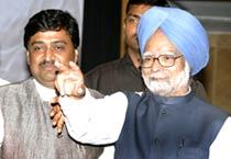 PM Manmohan Singh in Mumbai