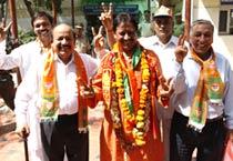 East Delhi candidates file nominations