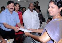 Dayanidhi Maran files nomination