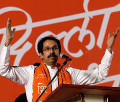 Joint rally of BJP, Sena in Mumbai