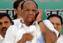Pawar holds rally in Mumbai