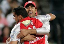 Kings XI Punjab beat Rajasthan Royals