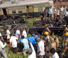 Chennai: EMU collides with a goods train